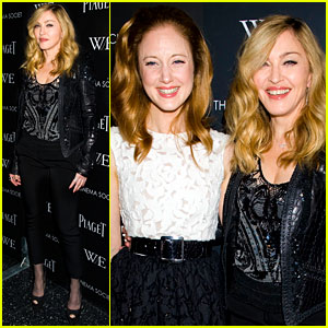 Madonna: 'W.E.' Screening with Andrea Riseborough!