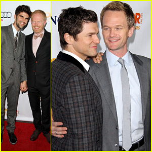Neil Patrick Harris & David Burtka: Trevor Project Live 2011!