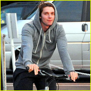 Patrick Schwarzenegger: Project360 Charity Work!