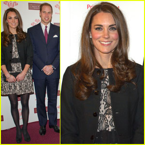 Prince William & Duchess Kate: Prince's Trust Concert!
