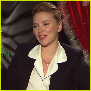 Scarlett Johansson: Hanukkah Video with MTV!