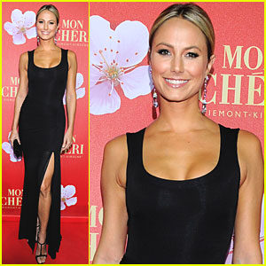 Stacy Keibler: Mon Cheri Barbara Day!