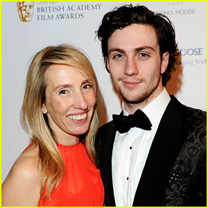 Aaron Johnson & Sam Taylor-Wood Welcome Baby Girl