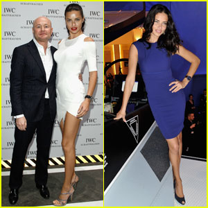 Adriana Lima Wants to Meet the Dalai Lama, Lose Her Accent