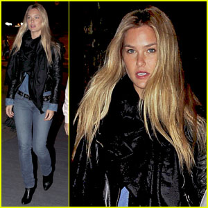 Bar Refaeli: FC Barcelona After Party!