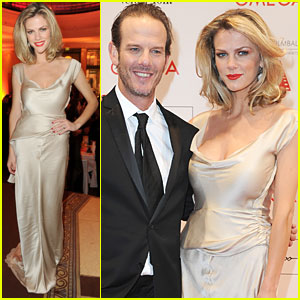 Brooklyn Decker: German Film Ball with Peter Berg!
