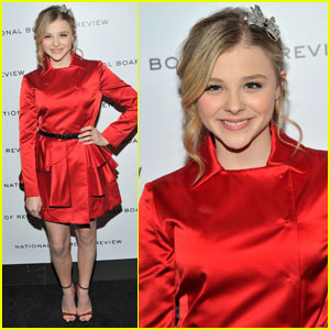Chloe Moretz: National Board of Review Awards!