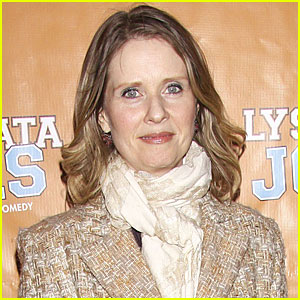 Cynthia Nixon: Being Gay was a Choice for Me