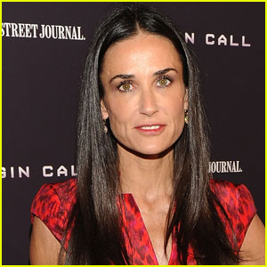 Demi Moore Hospitalized, Seeking 'Professional Assistance'