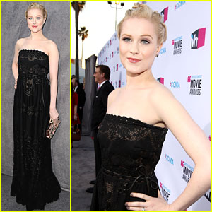 Evan Rachel Wood - Critics' Choice Awards 2012