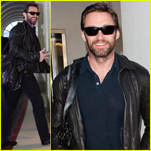 Hugh Jackman: 'Pumped For 'Les Miserables'!