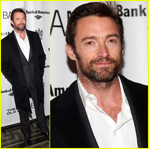 Hugh Jackman: 'Richard III' Opening Night!