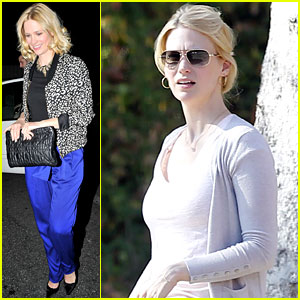 January Jones: Birthday Celebration!