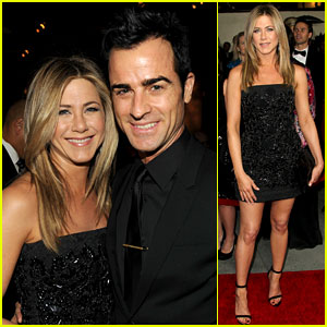 Jennifer Aniston: DGA Awards with Justin Theroux!