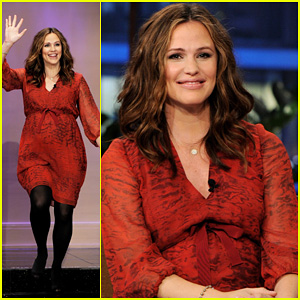 Jennifer Garner: 'Tonight Show With
