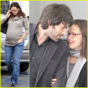 Jennifer Garner: Doctor's Appointment With Ben Affleck