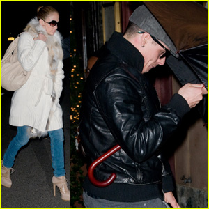 Jennifer Lopez & Casper Smart: Miami to New York!