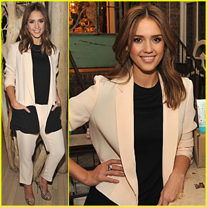 Jessica Alba: Honest.com Launch Party!