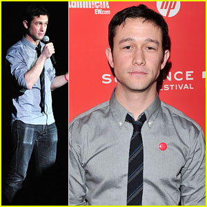 Joseph Gordon-Levitt Performs 'Hey Jude' at Sundance!