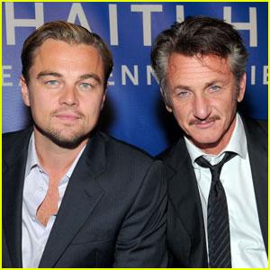 Leonardo DiCaprio & Sean Penn: Help Haiti Home