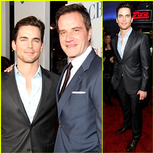Matt Bomer & Tim DeKay - People's Choice Awards 2012