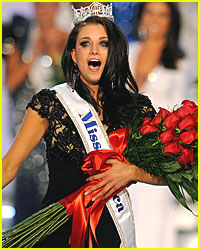Miss Wisconsin Wins Miss America Pageant