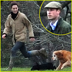 Prince William & Duchess Kate: New Year's Party with Pippa!