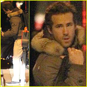Ryan Reynolds & Baxter: Back to Boston Apartment
