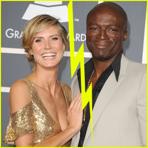 Heidi Klum &#038; Seal Split