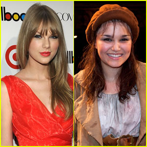 Taylor Swift Not Playing Eponine in 'Les Miserables'