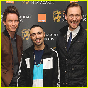 Tom Hiddleston & Eddie Redmayne: Rising Star Award Shortlist!