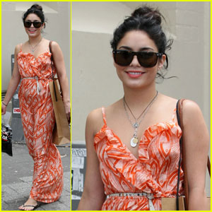 Vanessa Hudgens: Shopping at Bondi Beach!