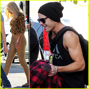 Zac Efron: 'Paperboy' Set with Ni