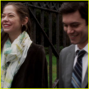Adam Brody & Analeigh Tipton: 'Damsels in Distress' Trailer!