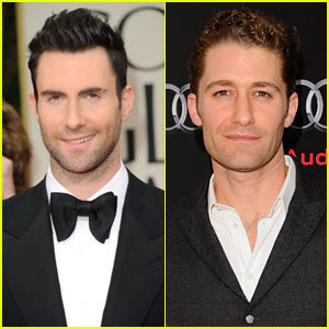 Adam Levine Signs Matthew Morrison to '222' Record Label