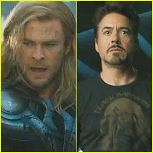 'Avengers' Super Bowl Commercial Teaser - VIDEO