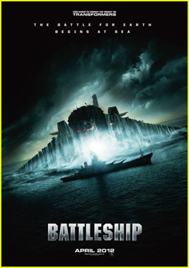 New 'Battleship' Posters!