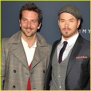 Bradley Cooper & Kellan Lutz: Tommy Hilfiger Twosome!