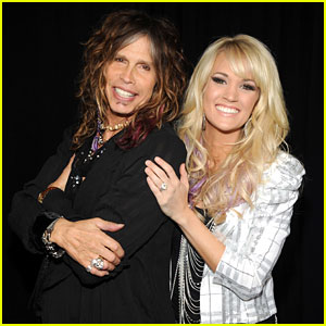 Carrie Underwood & Steven Tyler: CMT Fan Jam!