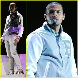Chris Brown's Grammys Performance - Watch Now!
