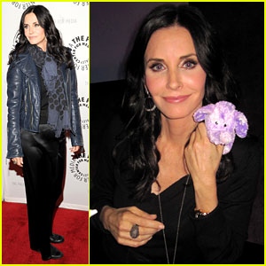 Courteney Cox: 'Cougar Town' Premieres Tonight!