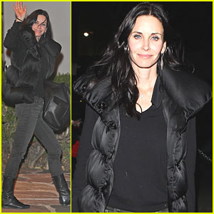 Courteney Cox: Malibu Mama
