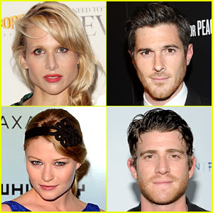 Lucy Punch, Dave Annable, &#038; Emilie de Ravin: New Pilots!