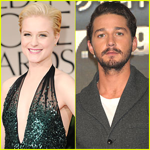 Evan Rachel Wood: Shia LaBeouf's 'Charlie' Love Interest!