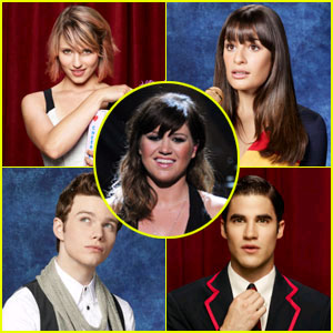 Glee Covers Kelly Clarksons Stronger