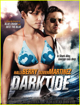 Halle Berry: Bikini for New 'Dark Tide' Poster!