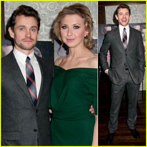 Hugh Dancy: 'Venus in Fur' After Party!