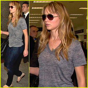 Jennifer Lawrence: Hola, Mexico!