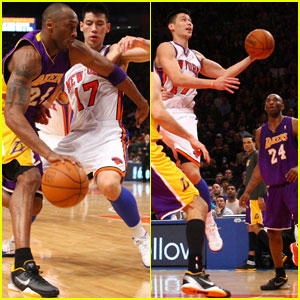 jeremy lin and kobe bryant relationship