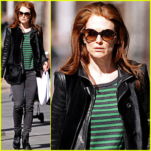 Julianne Moore: Sarah Palin Aides Call 'Game Change' Sick